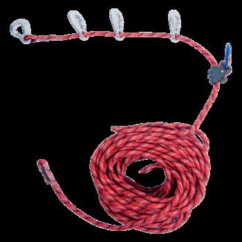 TOPSAFE montážní lano TSL-ML15